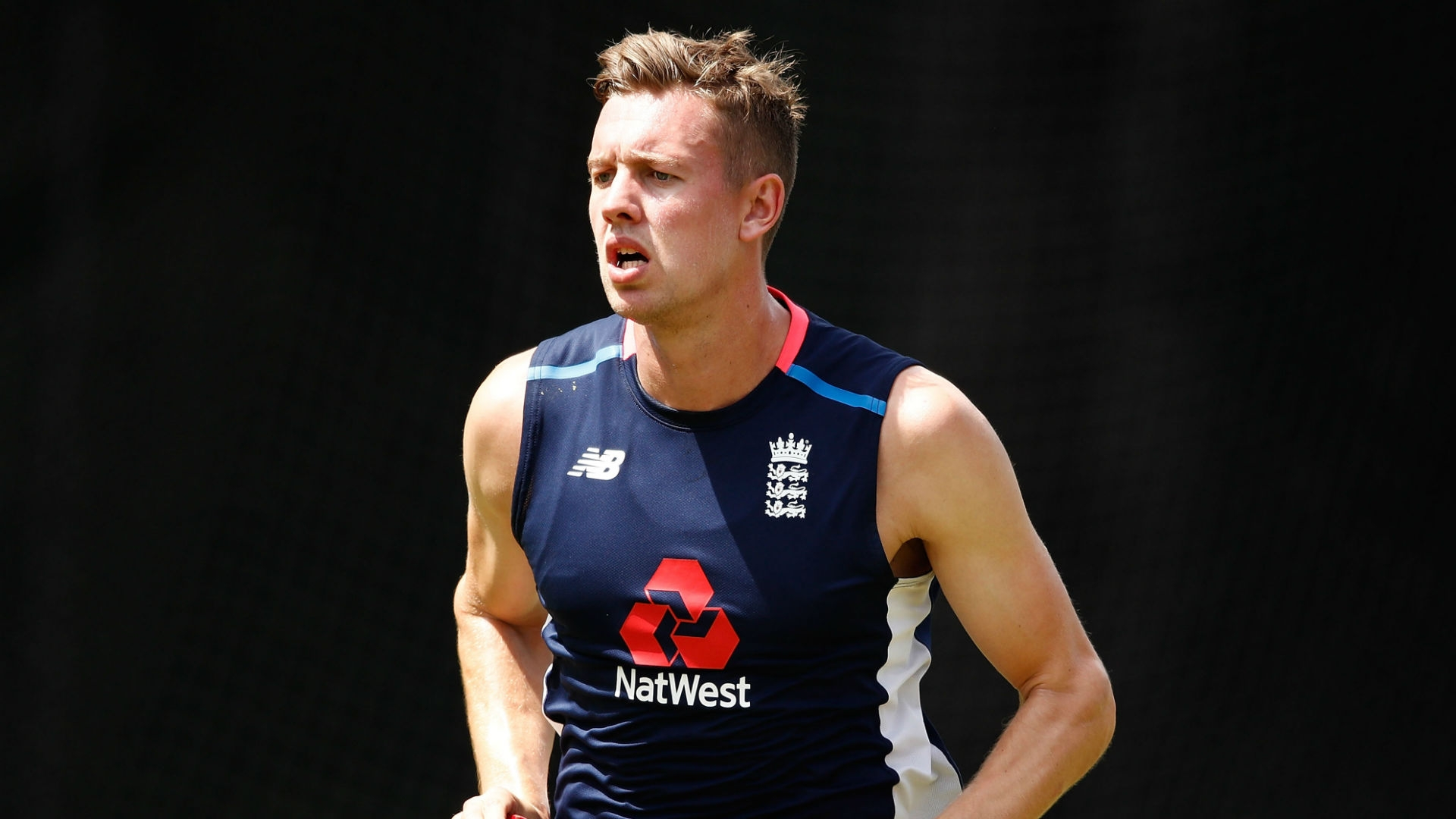 Article image for Hamstring concerns set to test England's bowling depth ahead of T20 tri-series