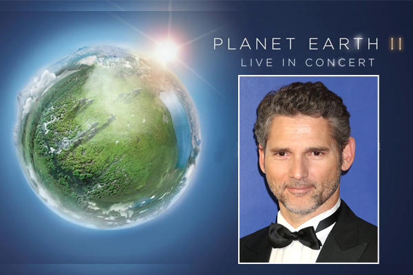 Article image for Eric Bana speaks to Denis Walter about upcoming concert appearance