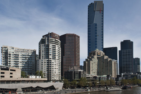 Article image for Plans for a $2 million piece of public art to revamp Southbank