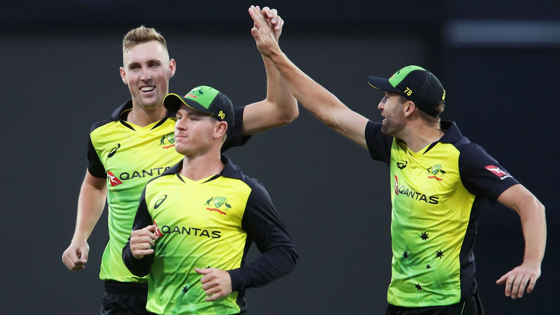 Article image for Tye and Stanlake set up Australia's Black Caps rout
