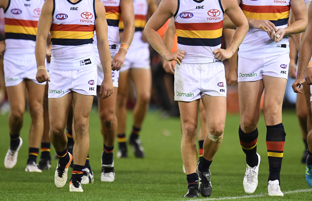 Article image for Controversial pre-season camp leaves several Adelaide players distressed