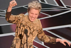 Schembri: Frances McDormand's diversity call at the Oscars could backfire.