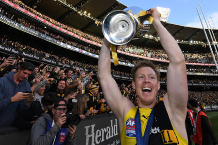 Jack Riewoldt on what's changed at Richmond