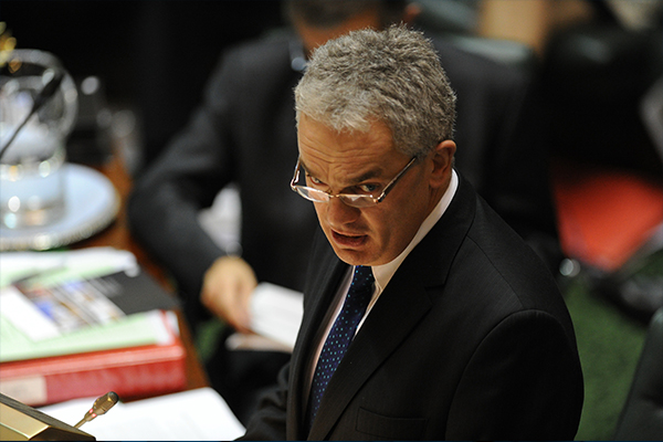 Article image for Lenders quits on eve of investigation into alleged Labor rorts