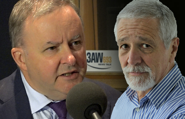 Article image for The full interview: Neil Mitchell grills Anthony Albanese over branch stacking