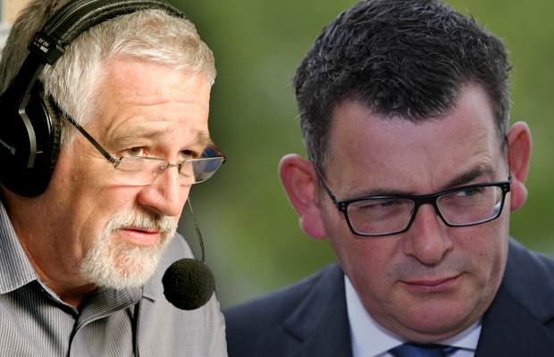 Article image for Neil Mitchell says there's one key question Daniel Andrews still hasn't answered