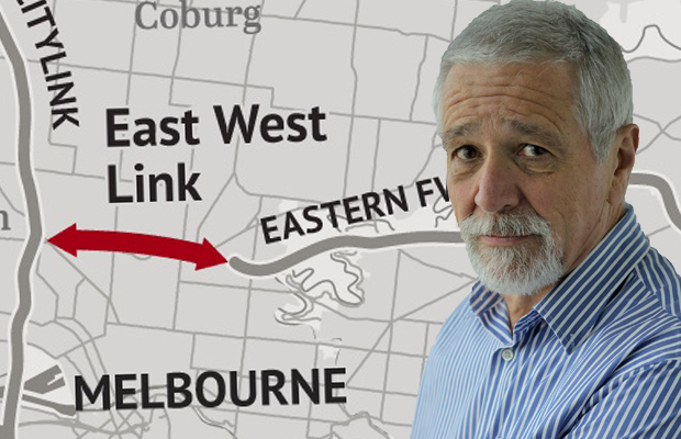 Article image for New report says East-West Link a 'top priority' for Melbourne