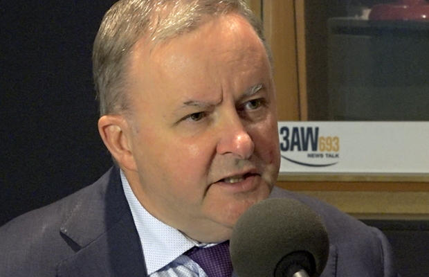 Article image for No going back: Albo stands firm on disgraced Setka