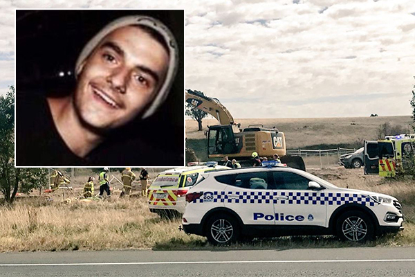 Article image for Second man dies after trench collapse on Ballarat work site