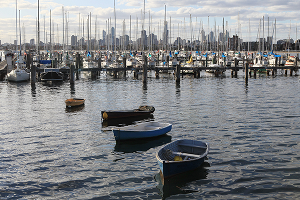 Article image for Chamber of Commerce calls for 30-year Port Phillip Bay improvement plan