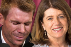 """Caroline Wilson questions the """"credibility"""" of Warner's apology"""