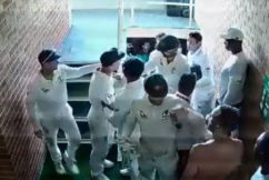 Cricket great 'not surprised' by ugly altercation