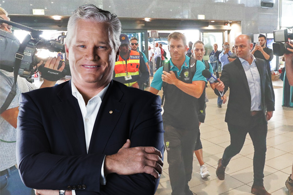 Article image for 'Over the top': Dean Jones calls for calm on cricket scandal