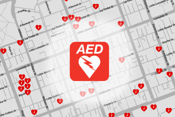 Article image for Show us your defibs: New push that could saves lives
