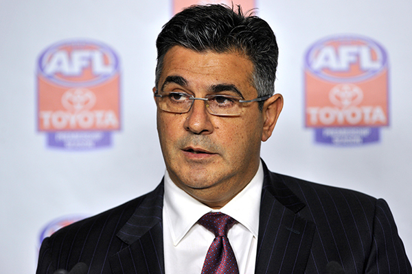 Article image for Former AFL boss named as co-chair of NBL advisory board
