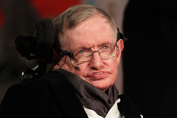 Article image for Stephen Hawking dies aged 76