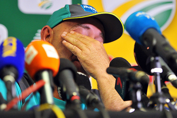 Article image for Lehmann quits: Fallout continues over ball tampering saga