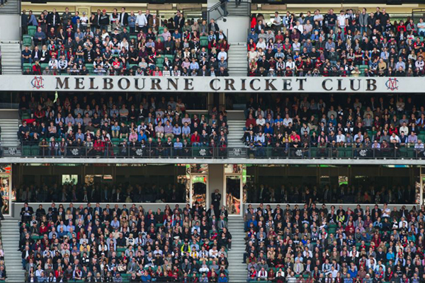 Article image for Push for MCC members to be able to drink alcohol in their seats