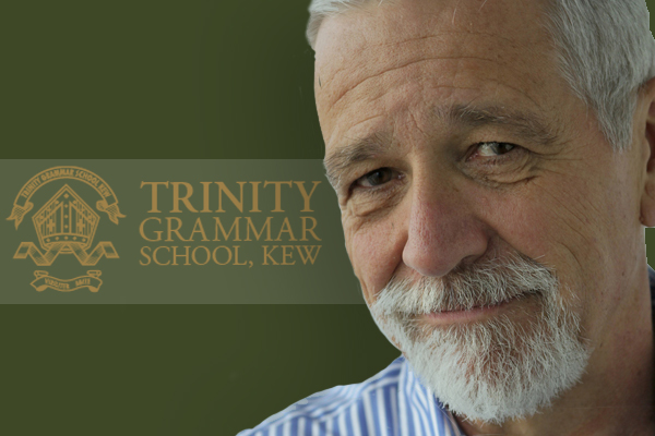 Article image for Controversial 'hero' letter another factor in bid to sack Trinity Grammar council