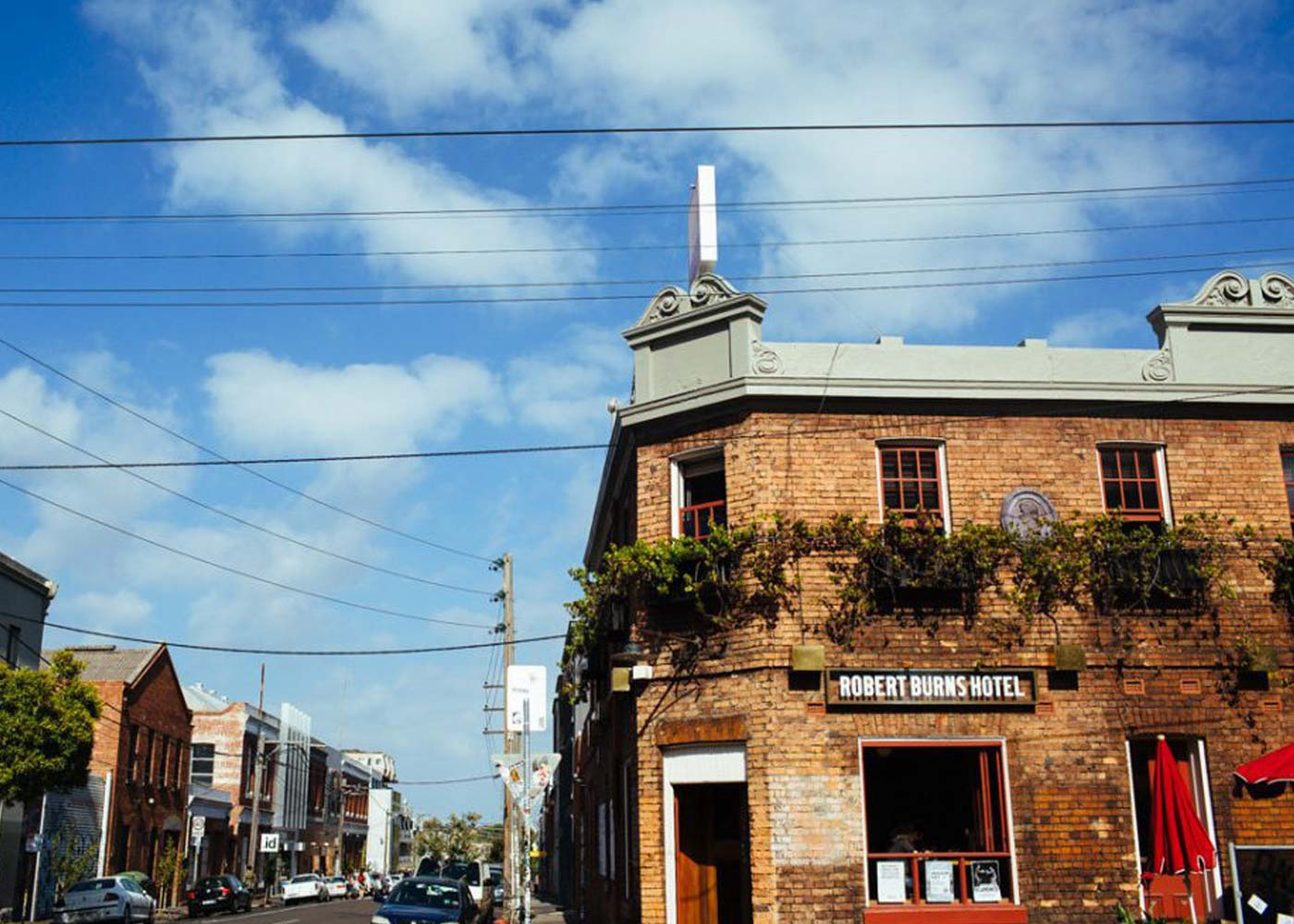 Article image for Pub Of The Week: Tony Leonard reviews the Robbie Burns Hotel, Collingwood
