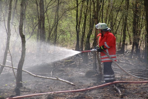 Article image for Peat fires have forced more than 70 from their homes, may continue burning for months.