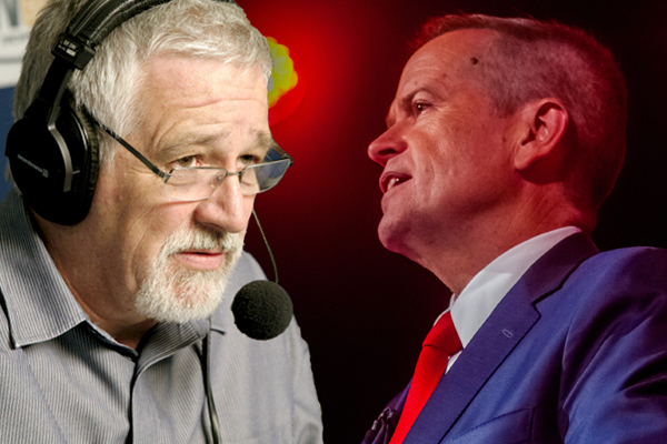 Article image for Neil Mitchell: 'Shaky' Shorten should back away from bad policy