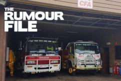 Thoughtless thieves target CFA equipment while brigade attends fire