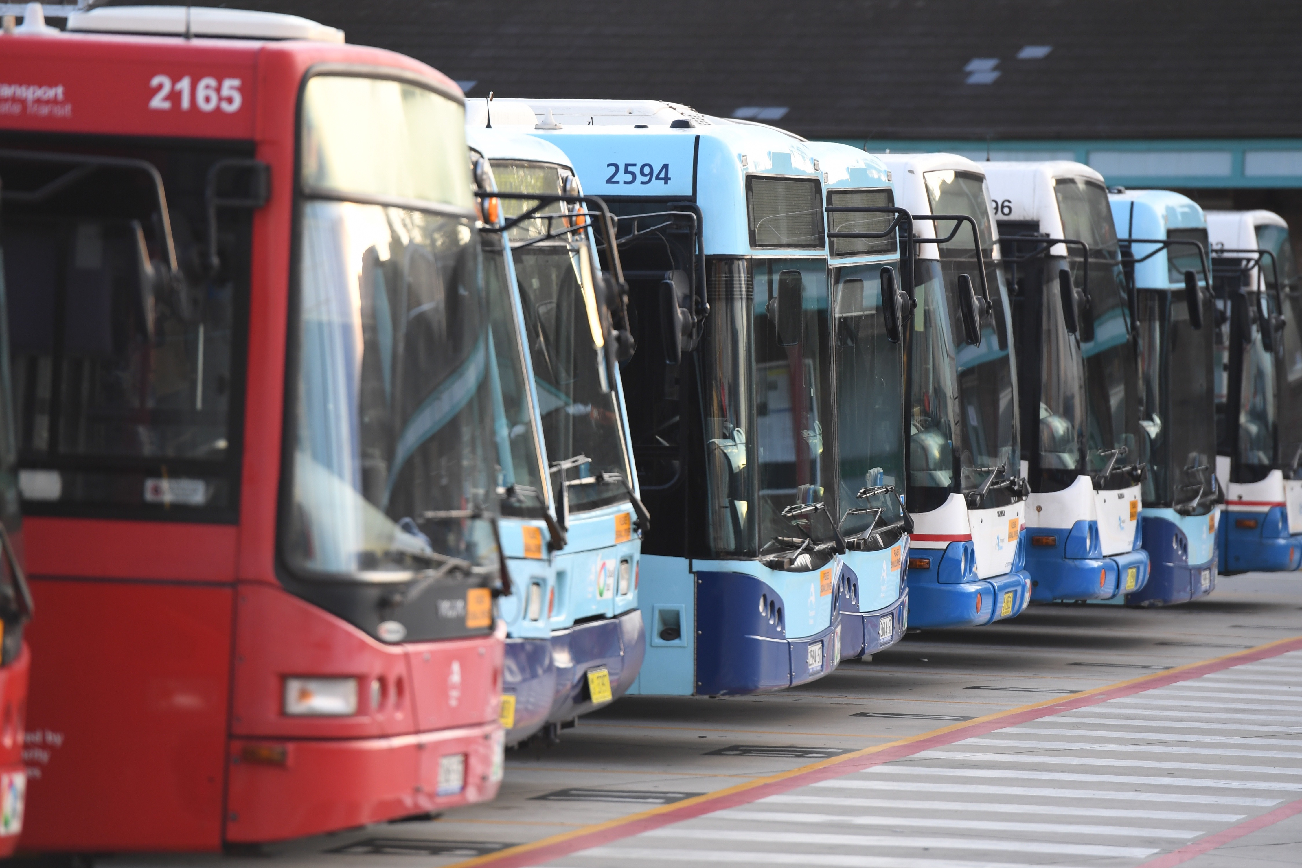 Article image for Bus operators fuming over state government's 'broken promise'