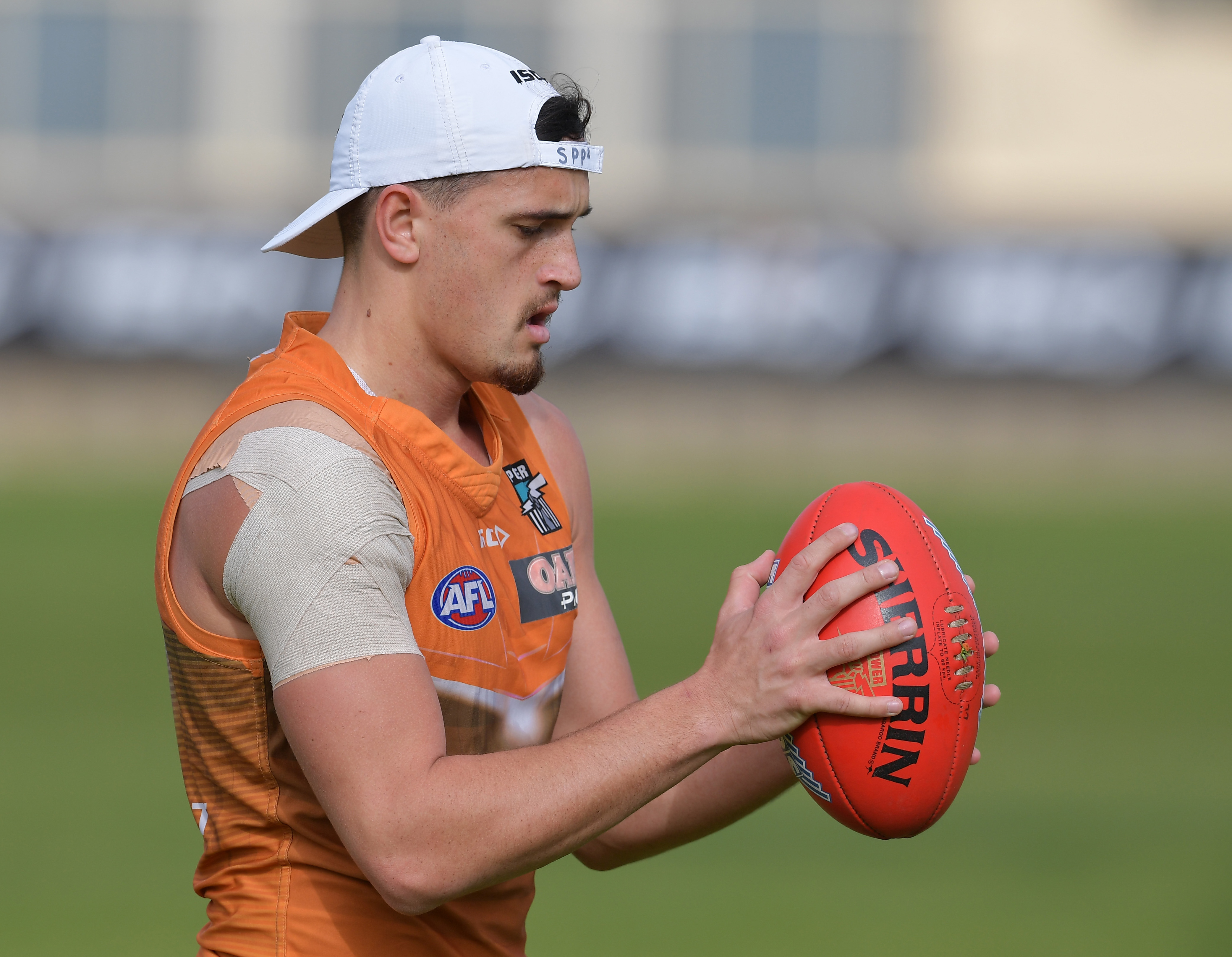 Article image for AFL suspends Sam Powell-Pepper following investigation