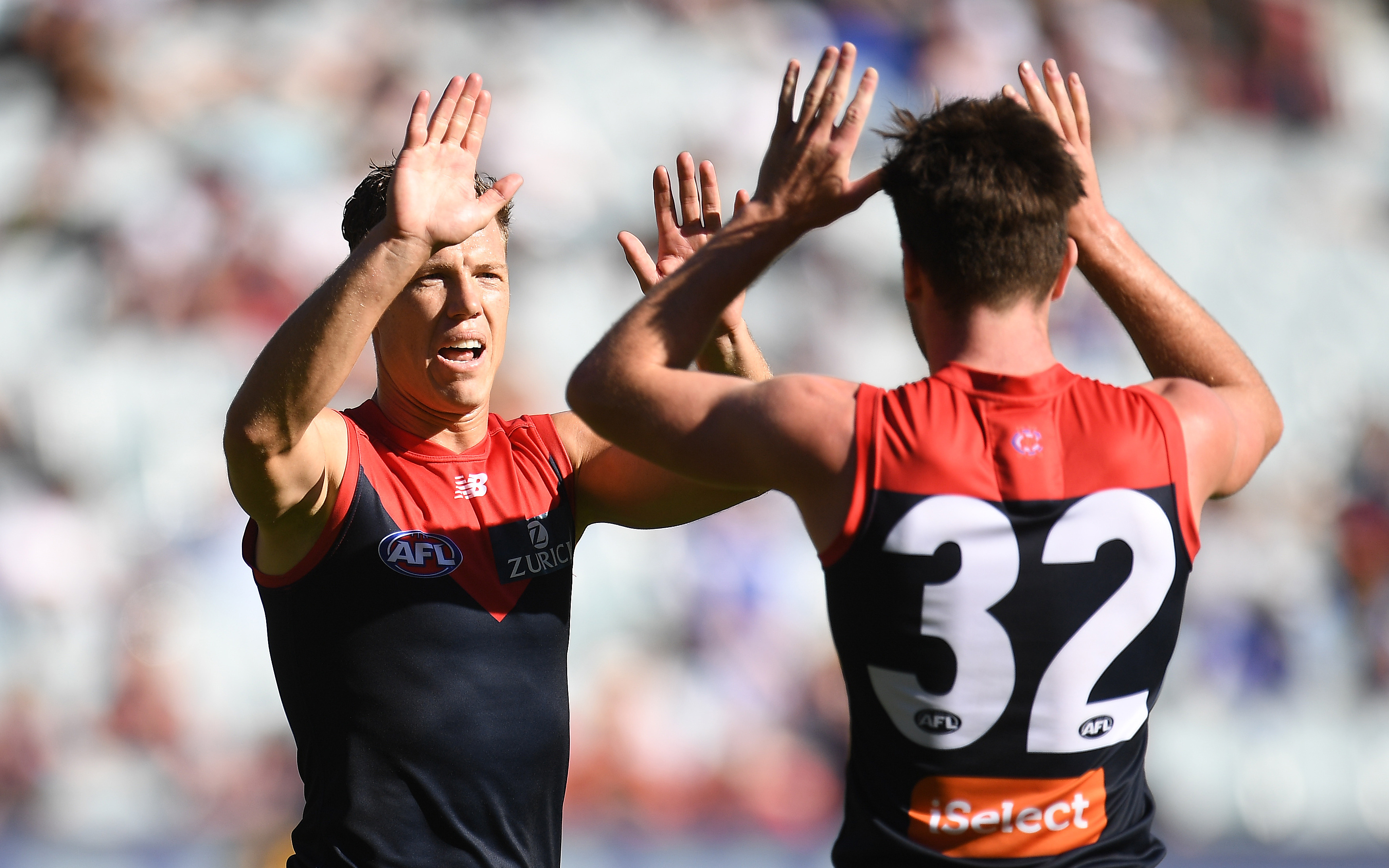 Article image for At long last, Melbourne beats North Melbourne!
