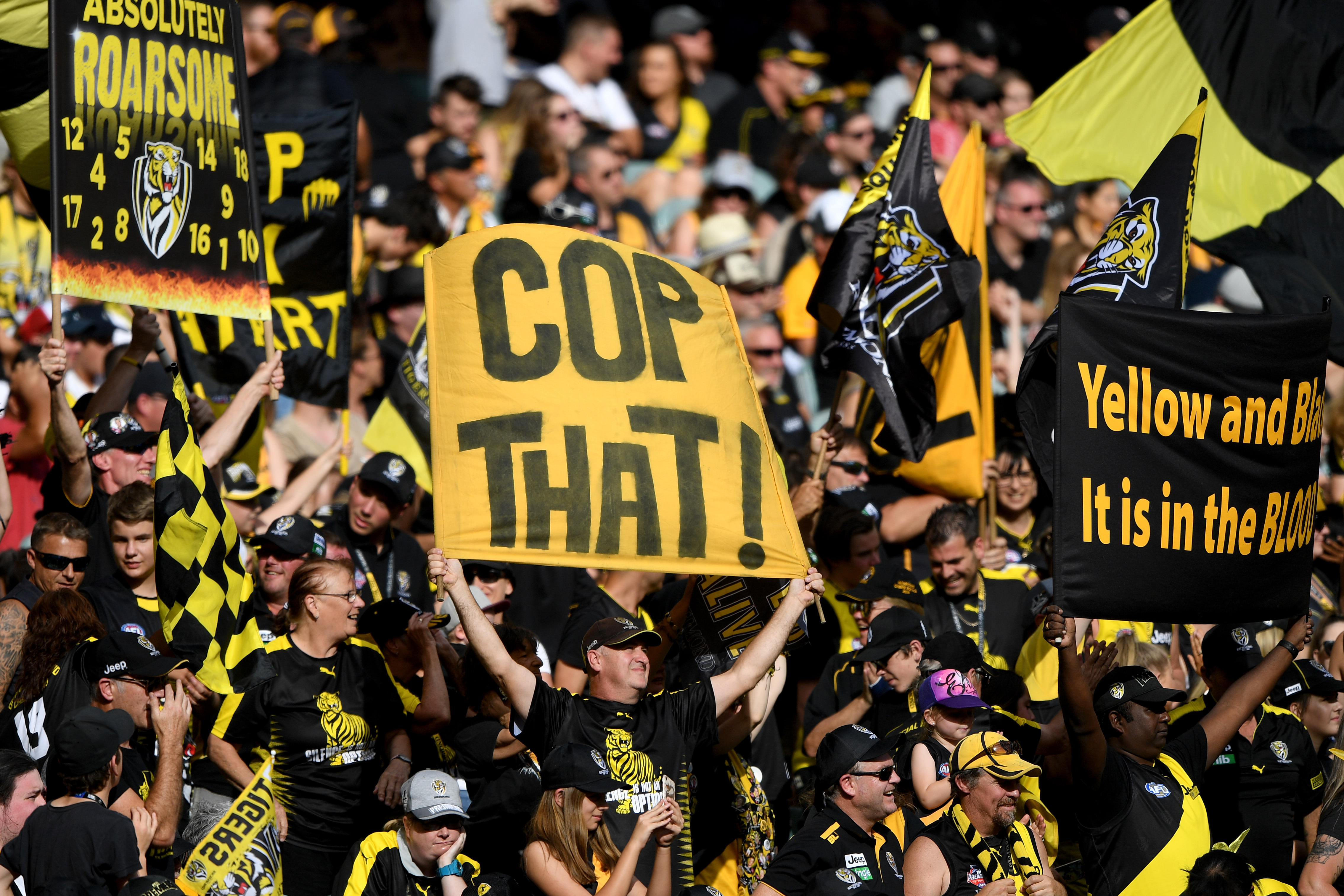 Article image for How Richmond became the first club to reach 90,000 members