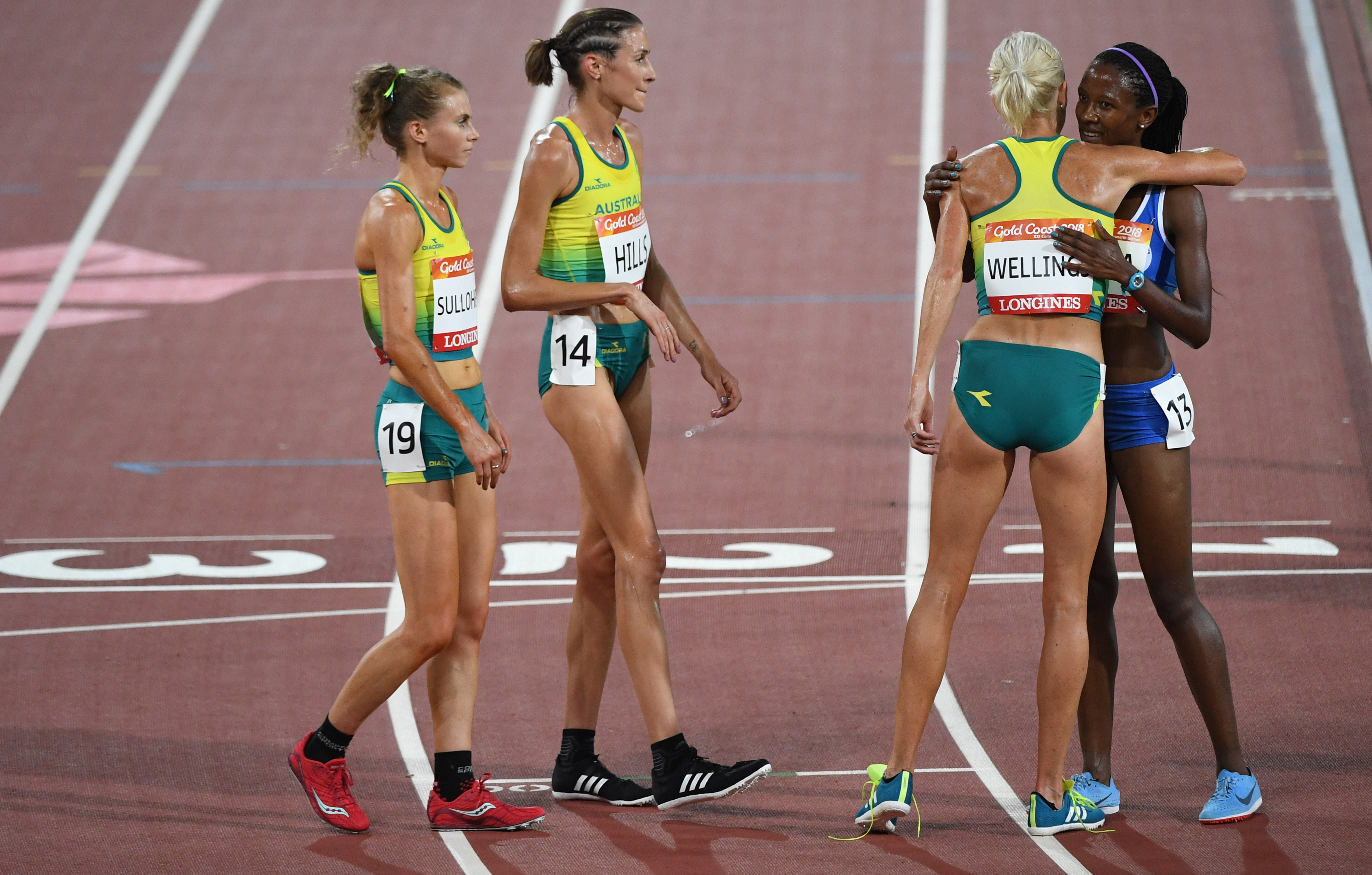 Article image for Why Lord Coe is not surprised by Australians' show of sportsmanship
