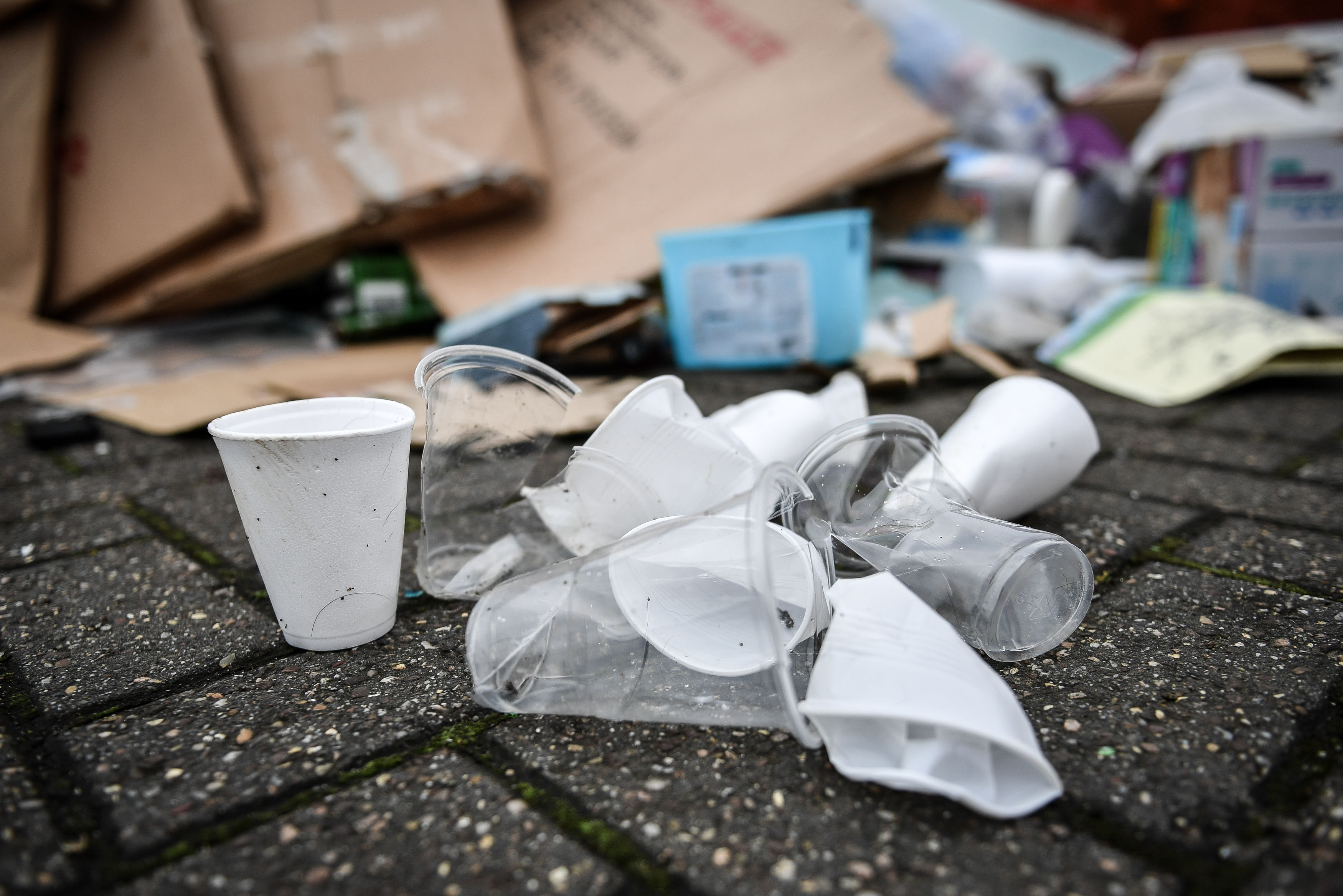 Article image for Greens push to phase out single-use plastic