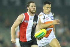 St Kilda answers the critics with solid draw with GWS