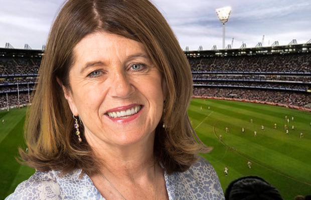 Article image for Caroline Wilson says there's anger growing between some Victorian clubs and the AFL