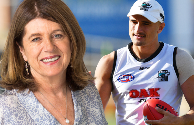 Article image for Caroline Wilson provides update on Powell-Pepper investigation