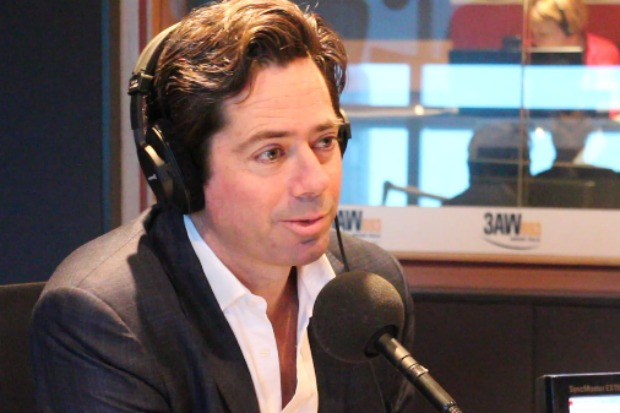 Article image for Gillon McLachlan unveils changes to AFLW