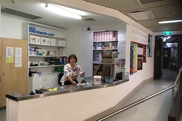 Article image for What Richmond can expect: Inside the Kings Cross safe injecting room