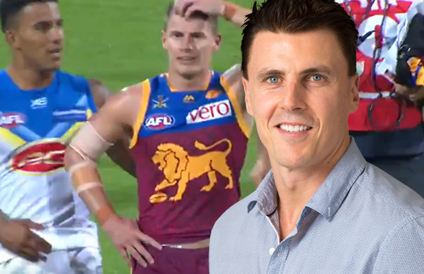 Article image for Matthew Lloyd opens up about his own 'embarrassing' handshake snub