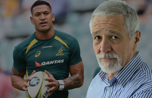 Article image for Neil Mitchell slams hypocritical airline, says rugby star 'entitled to his view'