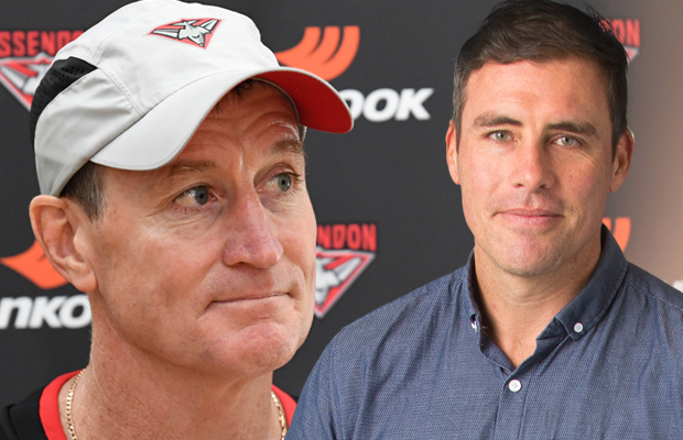 Article image for Richo throws his left-field theory at John Worsfold