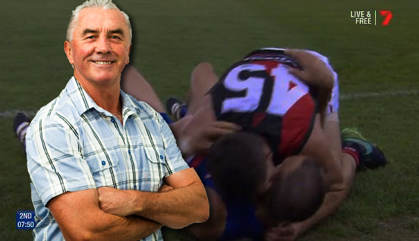 Article image for Shawry blasts the AFL over three player penalties