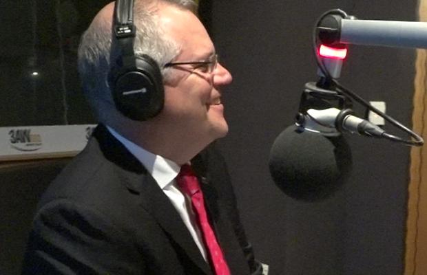 Article image for Tom Elliott puts the Treasurer to the test on Australian music!