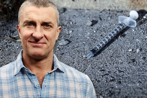 Article image for Tom Elliott predicts drugs to become legal in Victoria