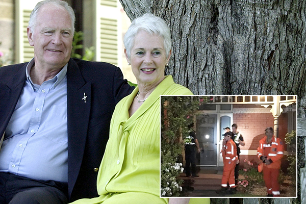 Article image for Ann Hollingworth found at neighbour's house after major search