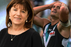 There's one thing that's concerning Caroline Wilson about the Sam Powell-Pepper incident