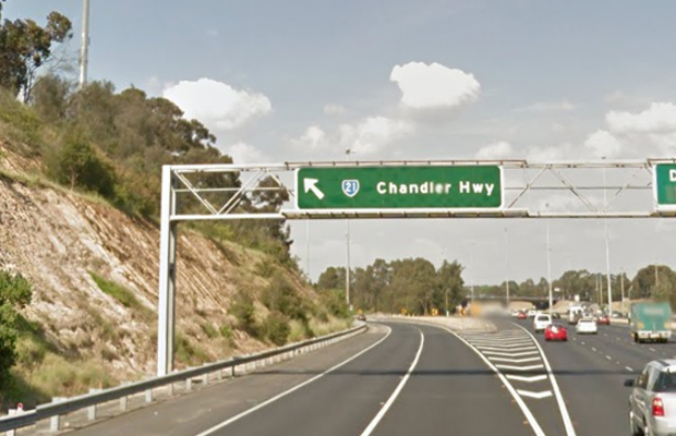 Article image for Why this freeway exit smells like marijuana