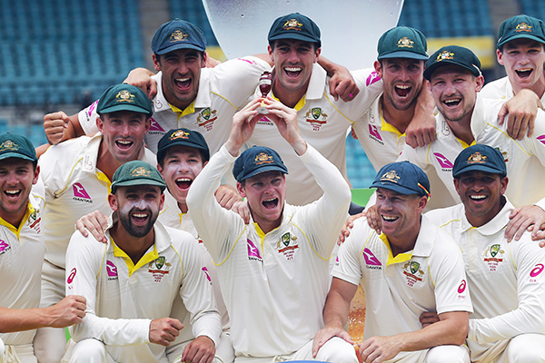 Article image for Seven to air both footy and cricket in new deal with Foxtel