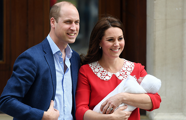 Article image for It's a boy! Kate gives birth to a little prince