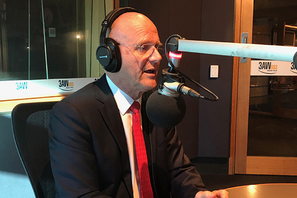 Article image for David Leyonheljm calls for removal of taxes on imported and luxury cars